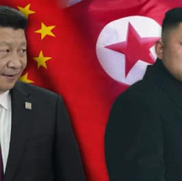 North Korea and China The Problem and The Solution