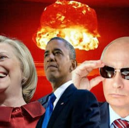 Russia, Obama, and Hillary a Future Novel