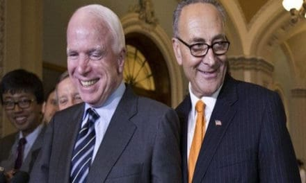 John McCain Bitter and Obstructing