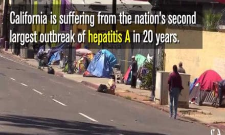 California's Hepatitis Nightmare