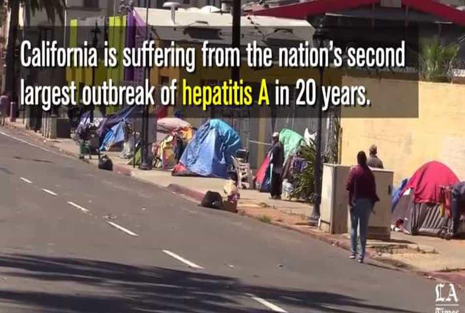California's Hepatitis Nightmare
