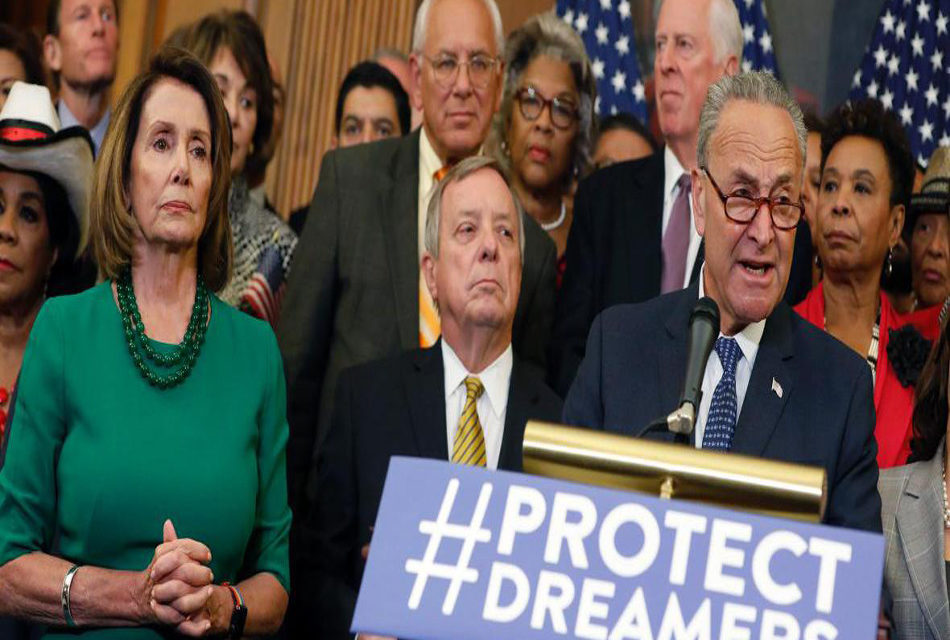 DACA and the Democrats Oil and Water