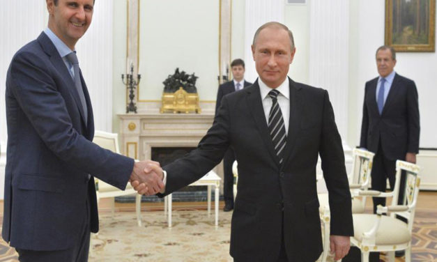 Russia and Syria: What's the Deal?