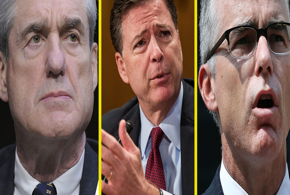 McCabe Fired Let the Fireworks Begin