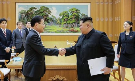 Peace on the Korean Peninsula Possible