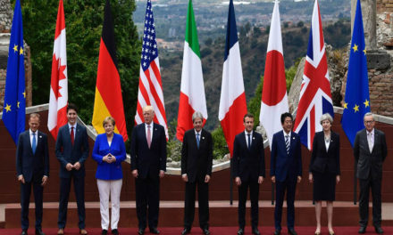 G-7 Short End of The Stick