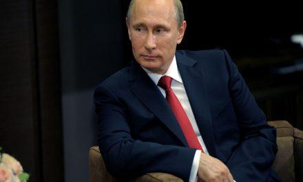 Rootin Tootin Vladimir Putin