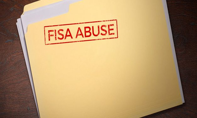 FISA Warrants For Sale Come One Come All