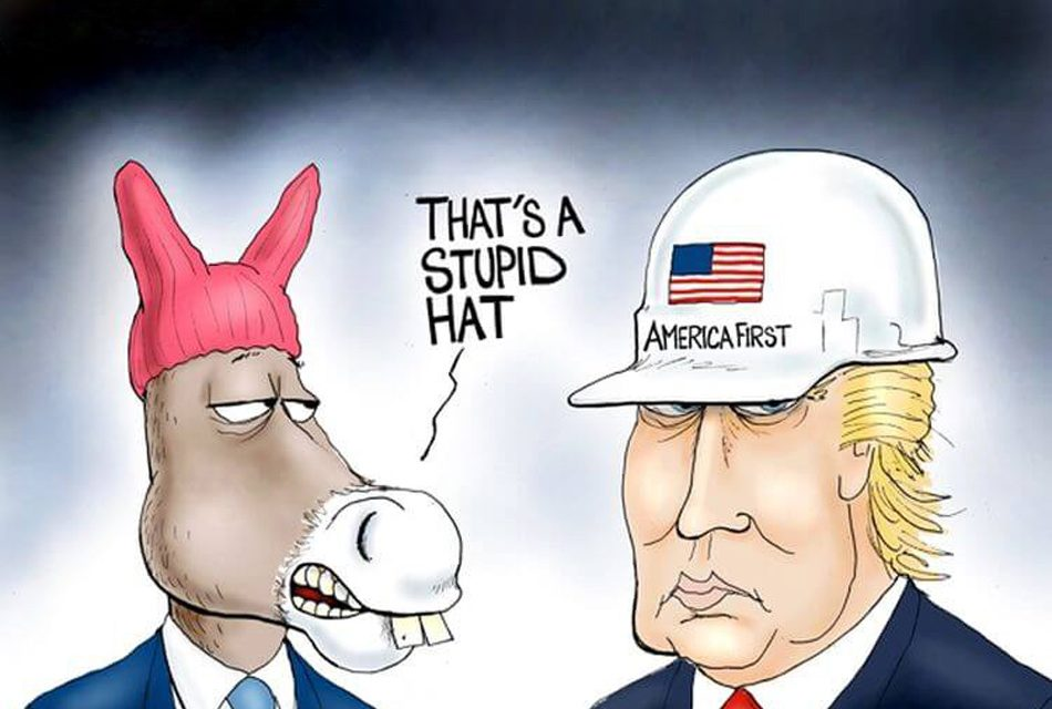 Left Hates Trump While We Appreciate
