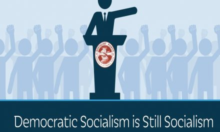 Democratic Socialist Party is a Threat