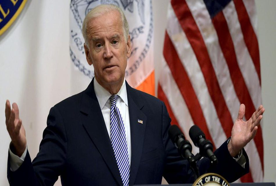 Biden, I Had No Idea