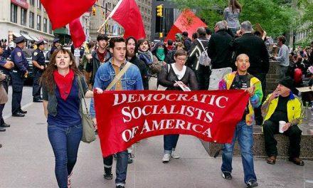 Democrat's Equals Socialism Equals end of America
