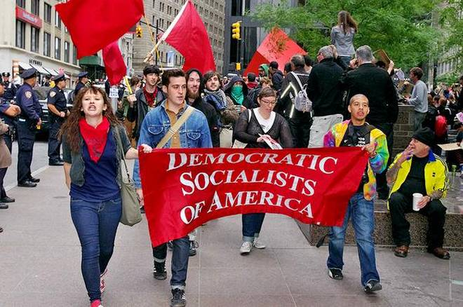 Democrat's Equals Socialism Equals end of America